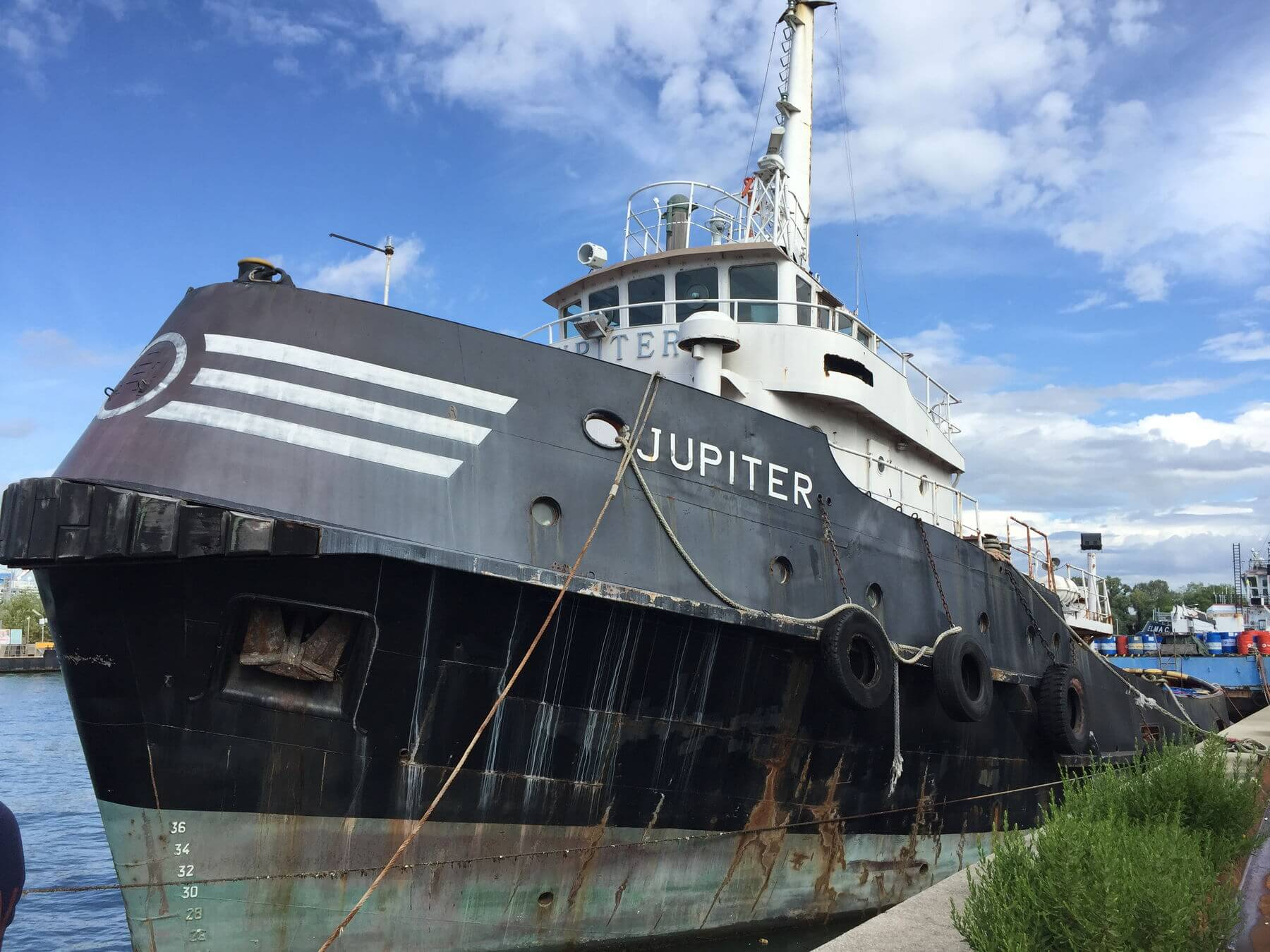 Call for offers - Maritime Tug boat 40 m