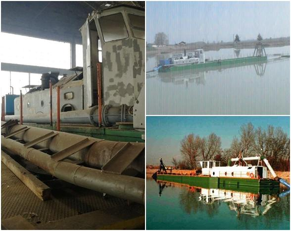 Call for offer - Dredgers