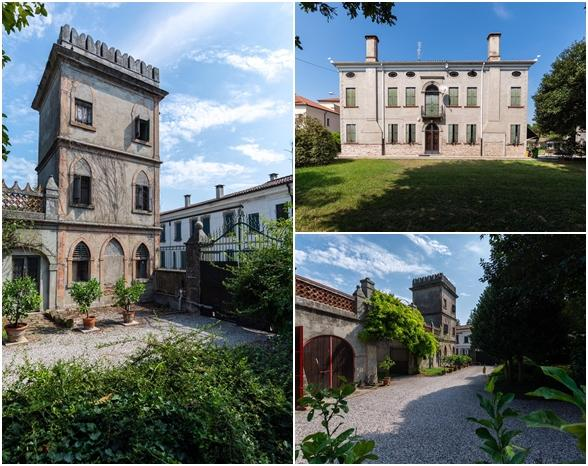 Luxury Historic Villa of 1830