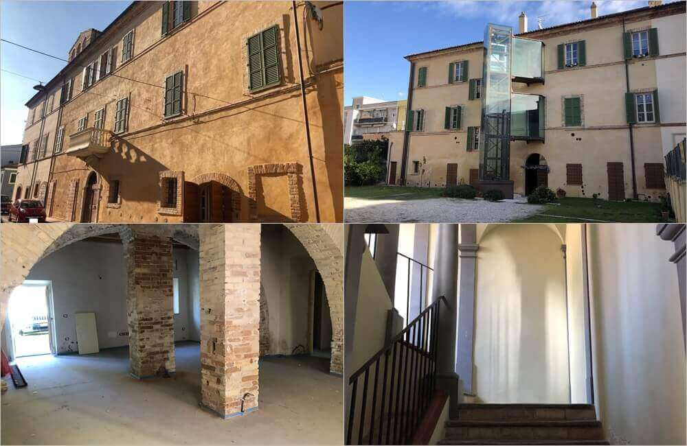 "<p><span style=""font-size:22px"">Historic 17th century building - Palazzo Fenili</span><br />